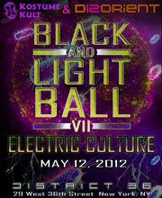 Black and Light Ball VII: Electric Culture
